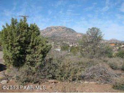 Williamson Valley Estates Residential Lots & Land For Sale: 1400 W Ridge Drive