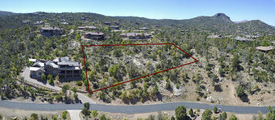 Hassayampa Village Community Residential Lots & Land For Sale: 710 Woodridge Lane
