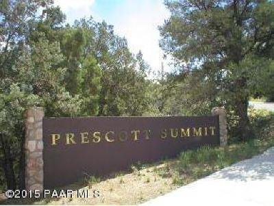 Prescott Residential Lots & Land For Sale: 433 Newport Drive