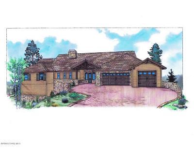 Prescott AZ Single Family Home For Sale: $965,000