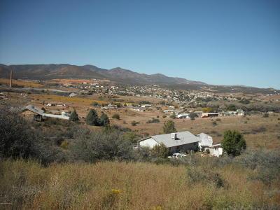 Dewey-humboldt Residential Lots & Land For Sale: 13950 E Agua Fria Lane