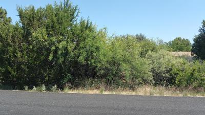 Mayer Residential Lots & Land For Sale: 20670 E Mingus Drive