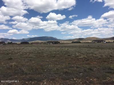 Prescott Valley Residential Lots & Land For Sale: Prescott Prairie
