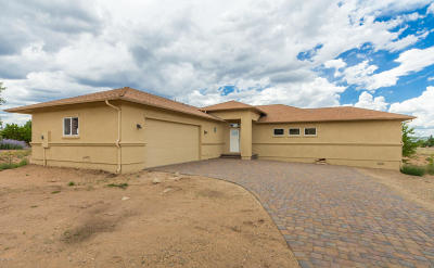 Chino Valley Single Family Home For Sale: 980 Gables Court