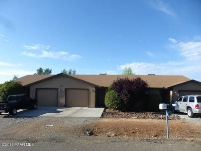 Prescott Valley Multi Family Home For Sale: 8301 E Dana Drive