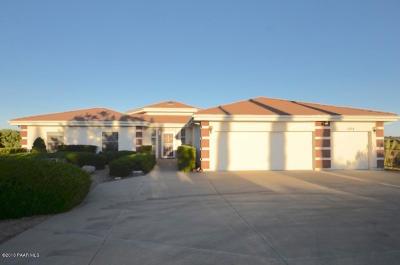 Dewey-humboldt Single Family Home Pending - Take Backup: 1074 N Broken Wagon Trail