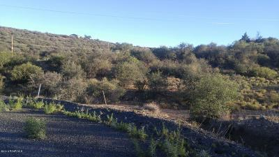 Dewey-humboldt Residential Lots & Land For Sale: 11430 E Kachina Place