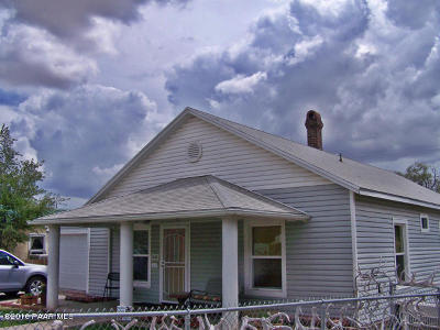 Seligman Single Family Home For Sale: 22495 W Old Highway 66