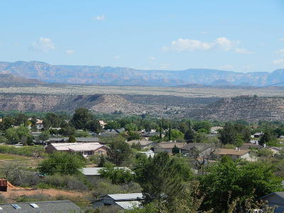 Cottonwood AZ Residential Lots & Land For Sale: $45,000