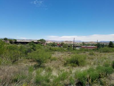 Cottonwood AZ Residential Lots & Land For Sale: $650,000