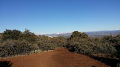 Cottonwood Residential Lots & Land For Sale: 2925 W Quail Springs Ranch Rd #2.8 Ac