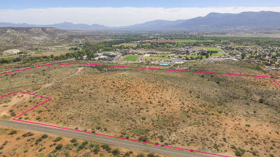 Camp Verde Residential Lots & Land For Sale: 1690 N Arena Del Loma Rd
