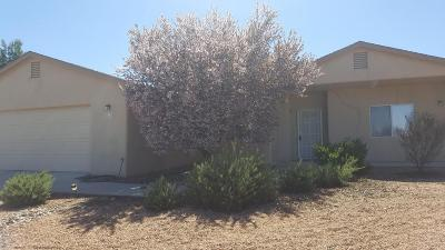 Cottonwood AZ Single Family Home For Sale: $265,900