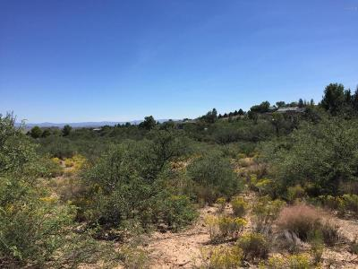 Cottonwood AZ Residential Lots & Land For Sale: $39,500