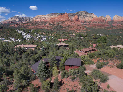 Sedona AZ Single Family Home For Sale: $1,085,000