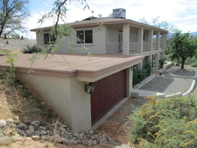 Cornville Single Family Home For Sale: 10050 E Mels Rd