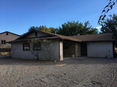 Rimrock Single Family Home For Sale: 3555 E Rimrock Drive