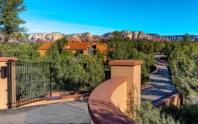 Sedona Single Family Home For Sale: 160 Camino Del Caballo