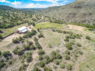 Cornville Single Family Home For Sale: 3222 N Echo Canyon Rd