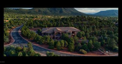 Sedona Single Family Home For Sale: 70 Granite Mountain Rd