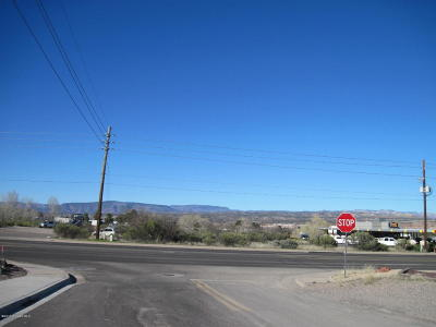Cottonwood AZ Residential Lots & Land For Sale: $265,000
