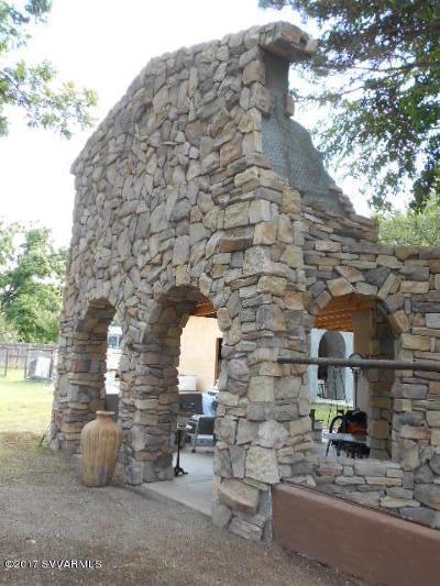 Camp Verde Single Family Home For Sale: 143 E Walker Rd