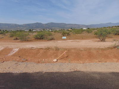 Camp Verde Residential Lots & Land For Sale: 8 N Jessica Way