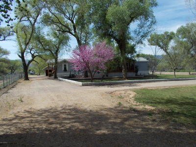 Camp Verde AZ Mobile/Manufactured For Sale: $379,000