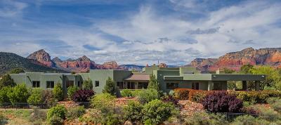 Sedona Single Family Home For Sale: 200 Lewis Way