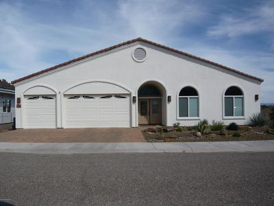 Cottonwood AZ Single Family Home For Sale: $478,500