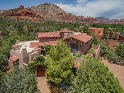 Sedona Single Family Home For Sale: 20 Bronco Court