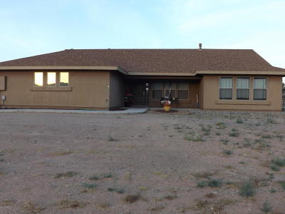 Camp Verde Single Family Home For Sale: 575 Oasis Rd