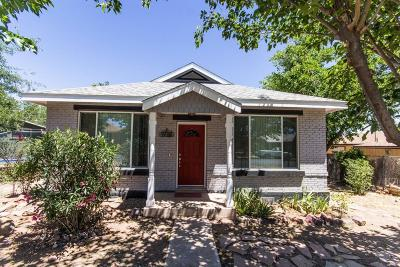 Clarkdale Single Family Home For Sale: 506 Main St