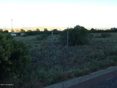 Cottonwood AZ Residential Lots & Land For Sale: $130,000