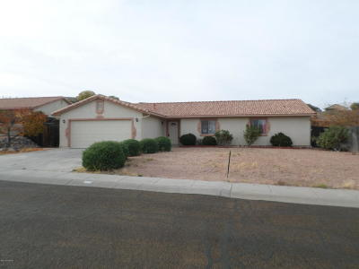 Sedona, Camp Verde, Cornville, Cottonwood, Lake Montezuma, Prescott, Prescott Valley, Rimrock Single Family Home For Sale: 564 Highline Lane