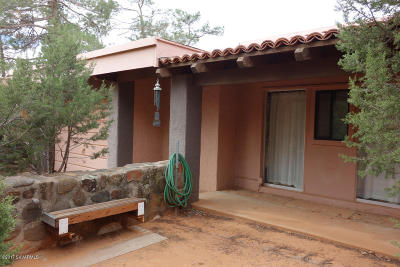 Sedona Single Family Home For Sale: 255 Quail Hollow Drive