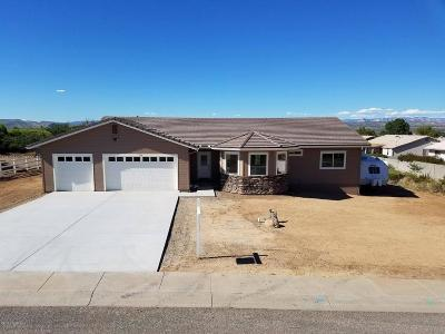 Cottonwood AZ Single Family Home For Sale: $429,000