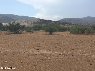Camp Verde AZ Residential Lots & Land For Sale: $187,500