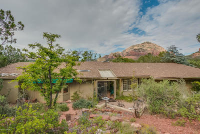 Sedona, Camp Verde, Cornville, Cottonwood, Lake Montezuma, Prescott, Prescott Valley, Rimrock Single Family Home For Sale: 201 Calle Privado