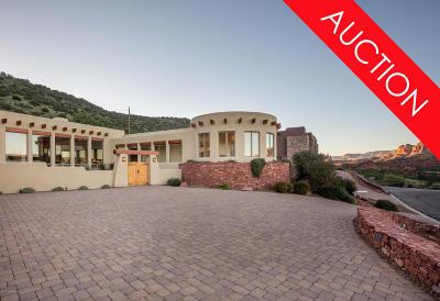 Sedona Single Family Home For Sale: 240 Crystal Sky Drive