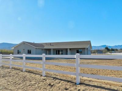 Camp Verde Single Family Home Pending - Take Backup: 2390 N Belgian Way