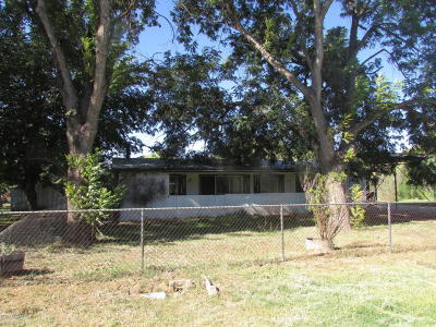 Sedona, Camp Verde, Cornville, Cottonwood, Lake Montezuma, Prescott, Prescott Valley, Rimrock Single Family Home For Sale: 820 E Armetta Drive