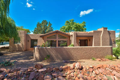 Sedona Single Family Home For Sale: 30 Rosewood Rd
