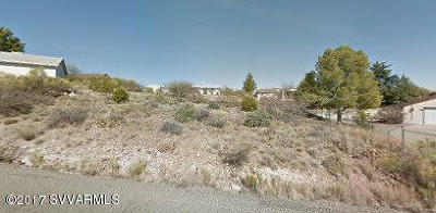 Cottonwood AZ Residential Lots & Land For Sale: $34,900
