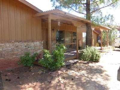 Sedona Single Family Home For Sale: 30 Coffee Cup Drive
