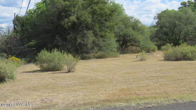 Residential Lots & Land For Sale: 3700 E Rimrock Drive