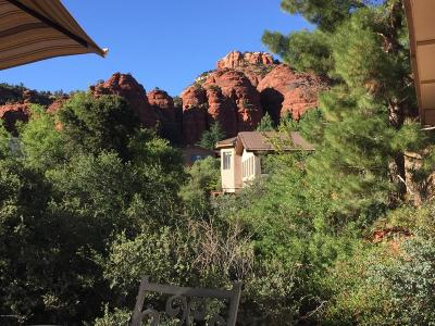 Sedona Single Family Home For Sale: 35 Horse Mesa Circle