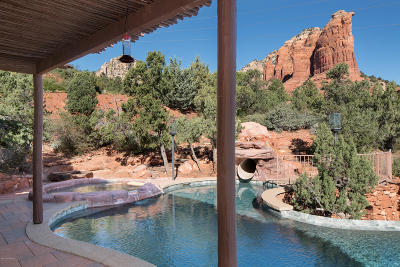 Sedona Single Family Home For Sale: 360 Vista Grande Court