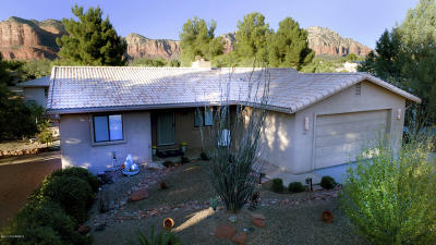 Sedona Single Family Home For Sale: 210 Concho Drive