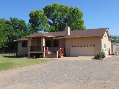 Camp Verde Single Family Home Pending - Take Backup: 802 E Mahala Drive